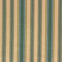 Lee Jofa Linen Silk Ticking Margaux Stripe Blue Green