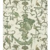 Brunschwig Amp Fils Kininvie Wallpaper 7 Colorways Au Fil
