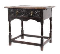 Coming Soon - Baroque Table