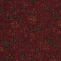 Kravet Cheverny Brick Red Chenille Tapestry Heavy Duty