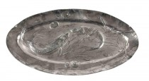Art Nouveau Serving Platter