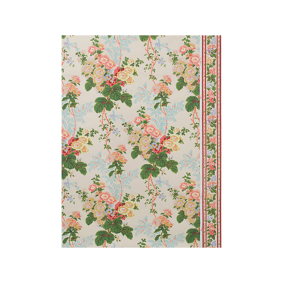 Lee Jofa Hollyhock Minor Wallpaper