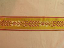 SOLD Classical Style Wide Trim Tape Lyon France