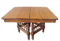 Victorian Aesthetic Stick & Ball Dining Table