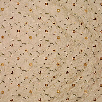 Lodore Embroidery Gold Silk MSRP $270 per yard