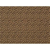 Amur Leopard Gros Point Epingle Cotton Brunschwig & Fils