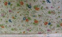 GP & J Baker Queen Anne Chinese Linen Print Multi