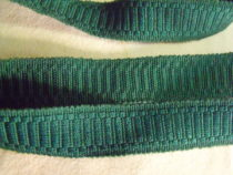 11 to 33 yards Vintage French Gimp Emerald Green